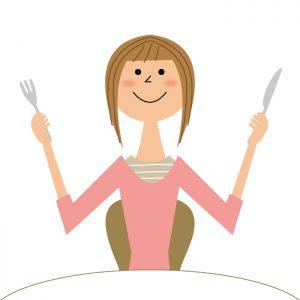 eatingwoman